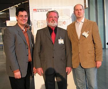 Alexander Lucas, Karlheinz Tschakert, Dietrich Hirschwitz