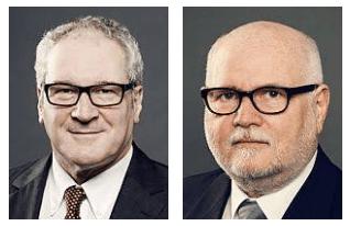 Referenten: Dr. Michael Mangold und Prof. Dr. Uwe Hochmuth